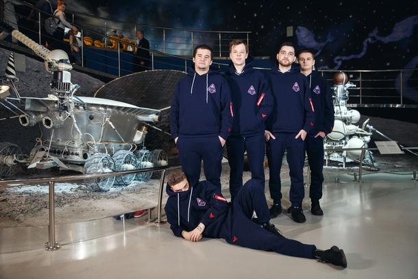 Новый состав Winstrike Team Источник: Winstrike Team