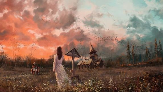 Разработчики S.T.A.L.K.E.R.2 оценили арты по игре от российского художника