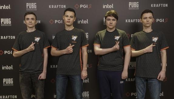 Virtus.pro поднялась на третью строчку в финале пятой недели PUBG Global Invitational.S 2021