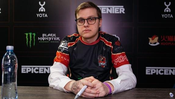 Fn: «После матчей в составе Virtus.pro я больше не могу называть себя тир-1 игроком»