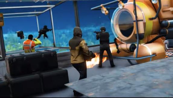 Геймеры предложили концепцию нового дополнения для GTA Online с подводными домами и нефтяными вышками