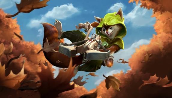Игроки в Dota 2 нашли баг со способностью нового героя Hoodwink