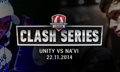 Clash Series: Unity против Natus Vincere