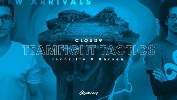 Cloud9 подписала игроков в Teamfight Tactics