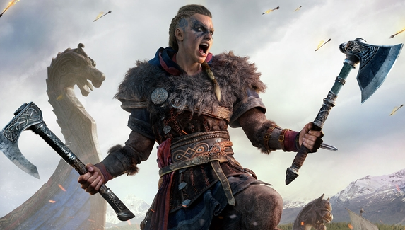 В файлах Assassin's Creed Valhalla обнаружили упоминание нового DLC — оно может оказаться отдельной игрой