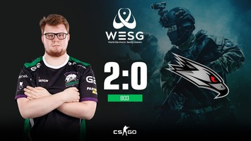 Virtus.pro is advancing to the WESG Poland qualifier grand finals
