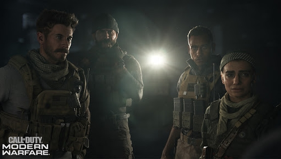 Новый трейлер Call of Duty: Modern Warfare сделали в стиле «Тачки на прокачку»