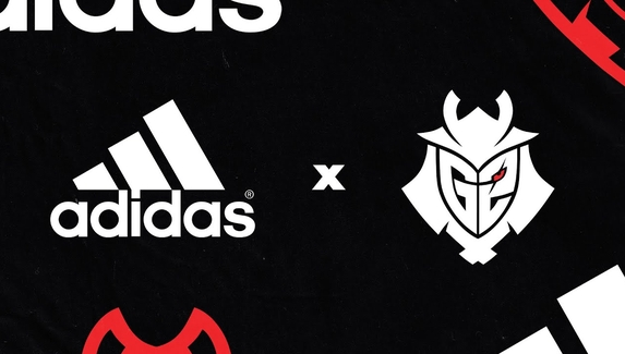 Клуб G2 Esports и adidas стали партнерами