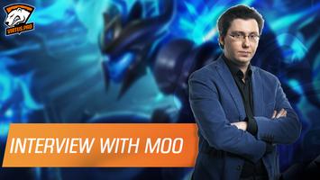 «В СНГ в League of Legends нет единственного фаворита». Интервью Дмитрия «moo» Суханова