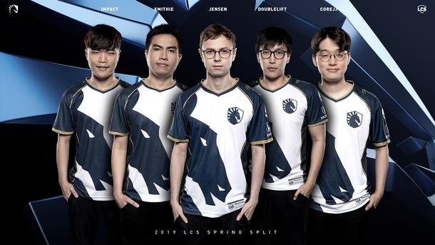 Team Liquid Фото: LoL Esports