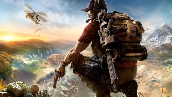Ubisoft запустила раздачу Ghost Recon и дополнений для Wildlands