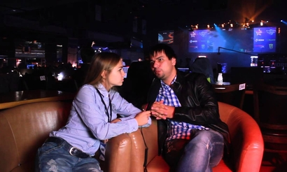 DreamHack Moscow 2014: Интервью с Bruce