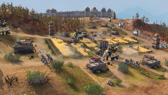 Разработчики Age of EmpiresIV представили пять роликов с геймплеем