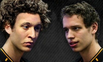 Юморное интервью-противостояние между Stephano и Harstem