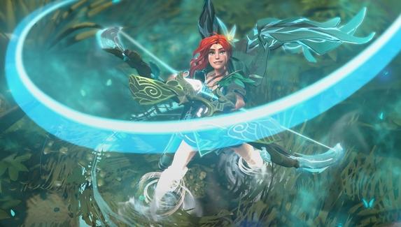 Dendi: «Аркана на Windranger — перебор»