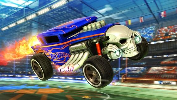 Rocket League стала бесплатной — игра больше не доступна в Steam