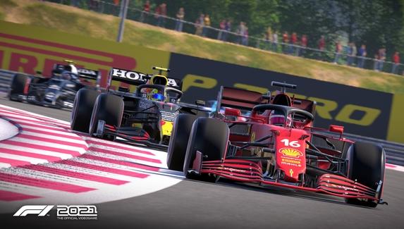 F1 2021 временно стала бесплатной в Steam