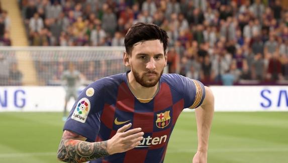 Месси обошел Роналду — EA представила десять лучших футболистов в FIFA 21