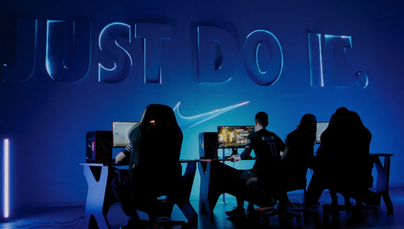 Team Spirit объявила о сотрудничестве с Nike