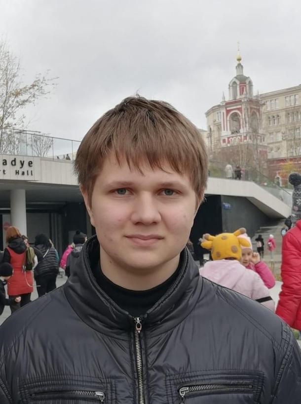 Будущий конструктор роботов — Захар Овсянников