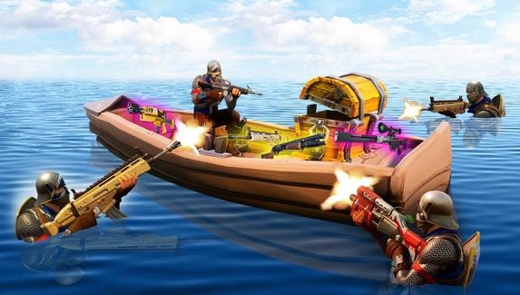 Рыбалка, погони на лодках и новая карта — в сеть слили трейлер следующего сезона Fortnite