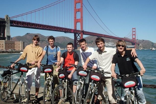 GSC Pro-Team в Сан-Франциско на WCG 2004