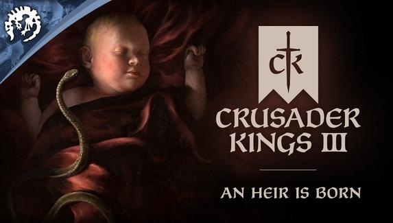 Paradox анонсировала Crusader Kings3