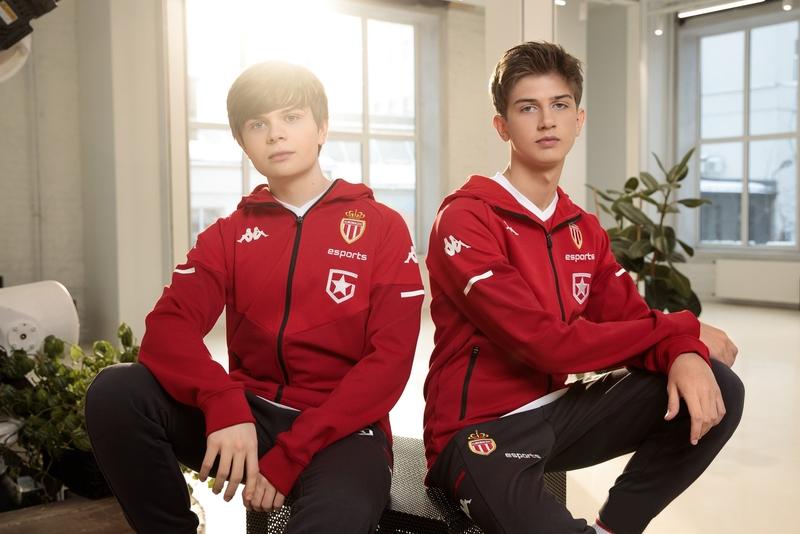 Игроки AS Monaco Gambit в новой форме