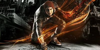 Infamous Second Son / inFAMOUS: Второй сын