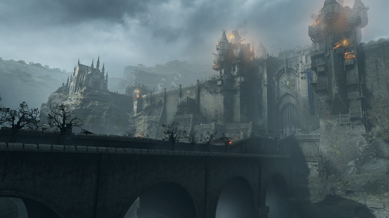 Один из замков в Болетарии — в этом обитает фаланга слизней-копейщиков