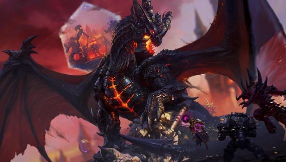 Новым героем в Heroes of the Storm станет дракон Смертокрыл