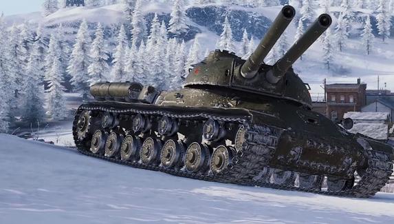 В World of Tanks появились новые двухорудийные танки