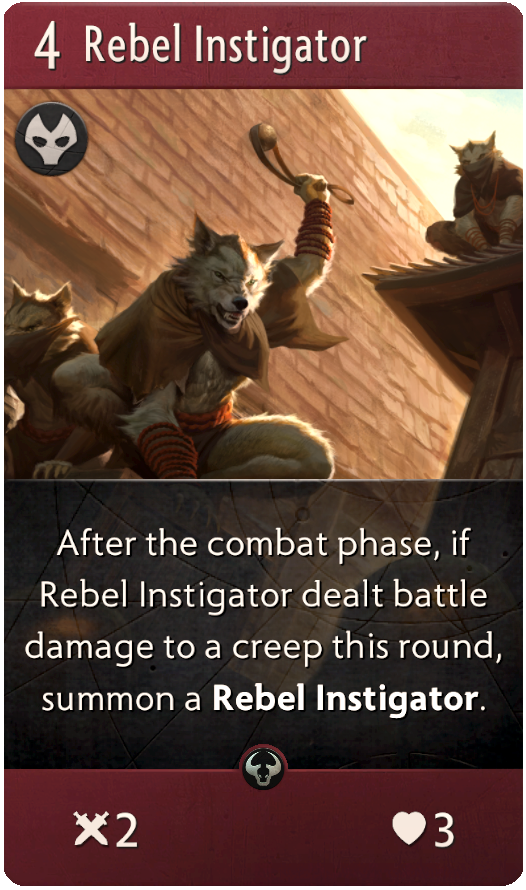 Rebel Instigator