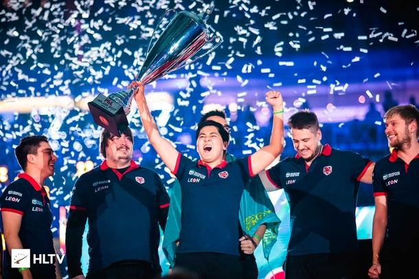 Победа Gambit на PGL Krakow Major 2017