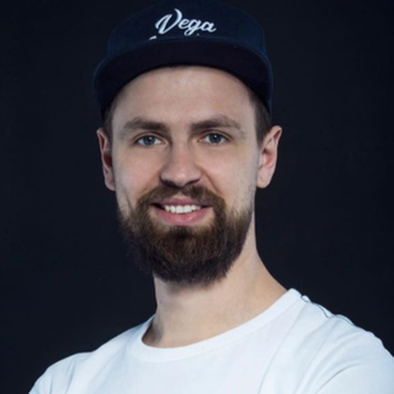 Георгий Фалеев, спортивный директор Vega Squadron