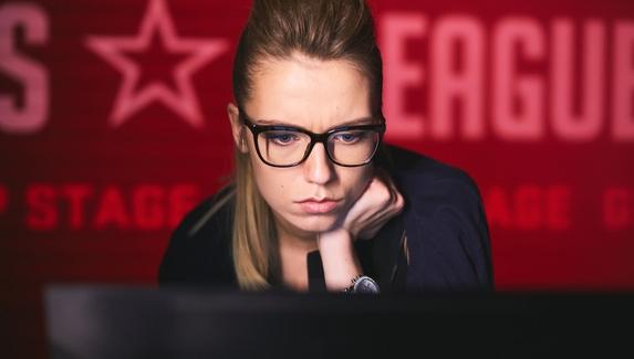 Ведущая Тоня Предко покинула StarLadder