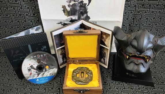 Sony провела турнир по Ghost of Tsushima среди сотрудников студии