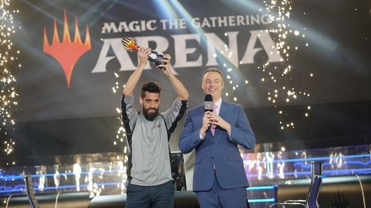 Матиас Левератто стал победителем MTG Mythic Championship III