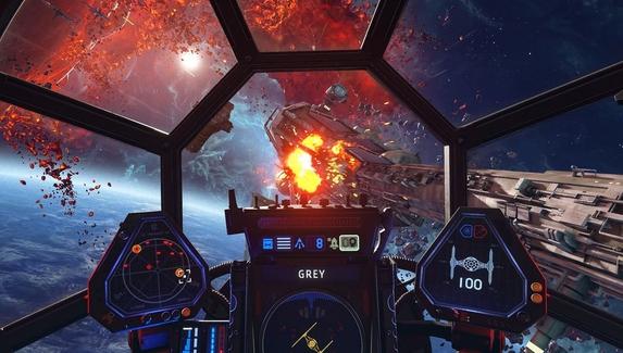 Star Wars: Squadrons станет бесплатной для подписчиков PS Plus