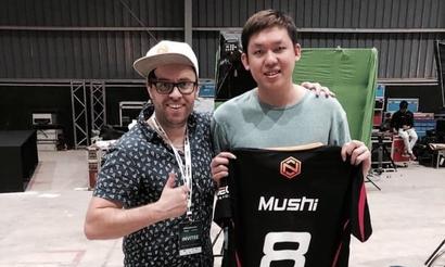 Mushi выступит за Neon Esports на DreamHack Mumbai Invitational 2018