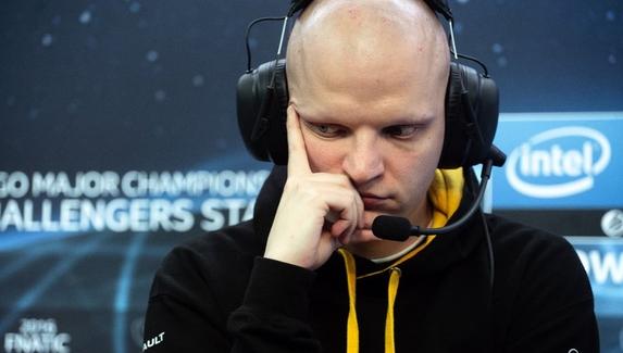 Тренер Team Vitality о замене NBK: «Кое-что произошло на мейджоре, и никто не хотел с ним играть»