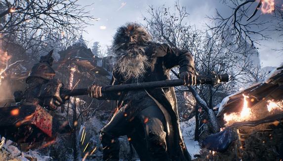 Resident Evil Village получит русскоязычную озвучку