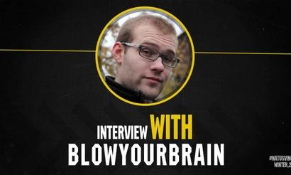stopCybersport #62: Blowyourbrain: «Первый киберспортивный опыт - игры 3х3 в клубе»