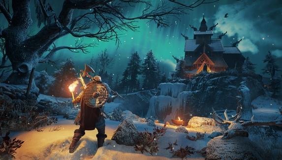 Assassin's Creed Valhalla обошла Call of Duty и Demon's Souls в чарте Великобритании