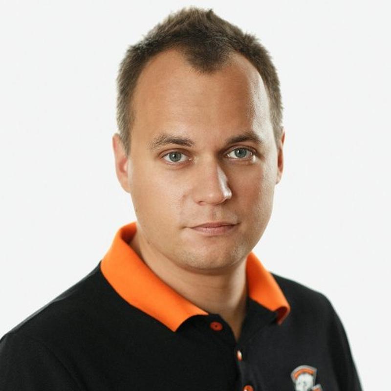 Роман Дворянкин, генеральный менеджер Virtus.pro
