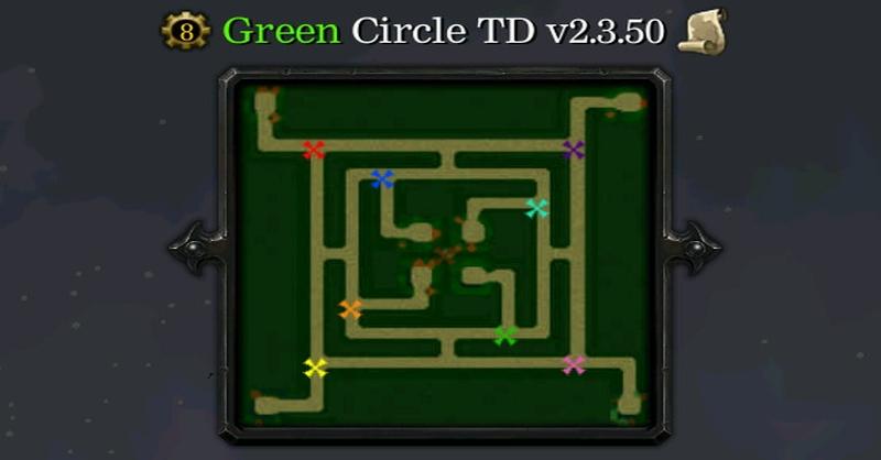 Green Circle TD