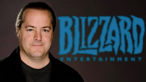 Глава Blizzard покинет компанию после скандала с сексизмом