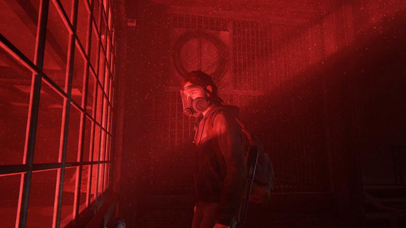 Элли в The Last of Us Part II