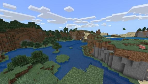 Крупное обновление Caves & Cliffs для Minecraft выйдет в 2021 году