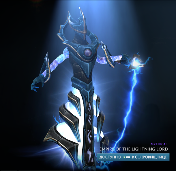 Empire of the Lighting Lord